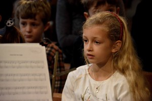 Children's Choir concentration