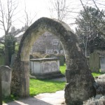 The Churchyard today