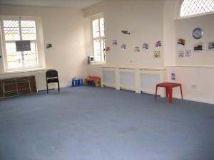 Wigan room