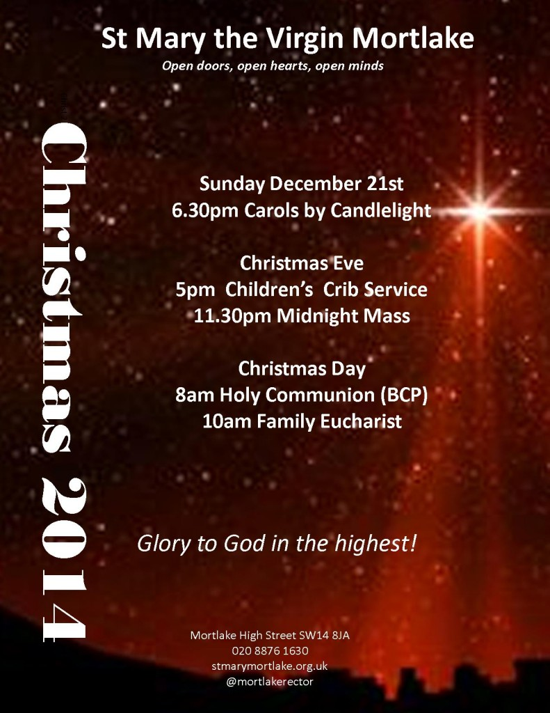 Christmas 2014a poster